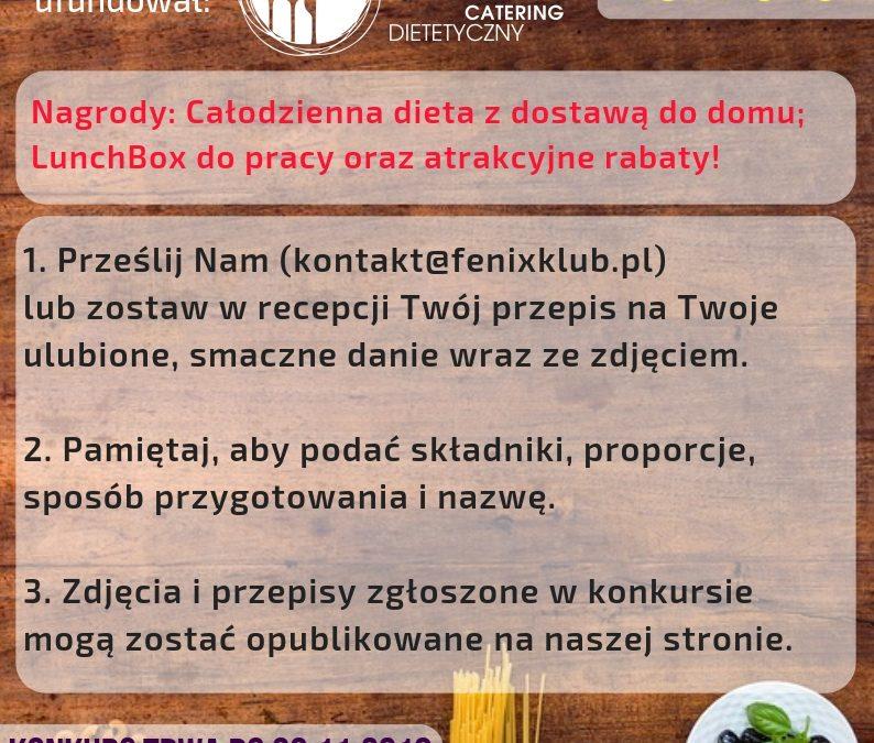 KONKURS listopadowy – Smaczny i Kolorowy!