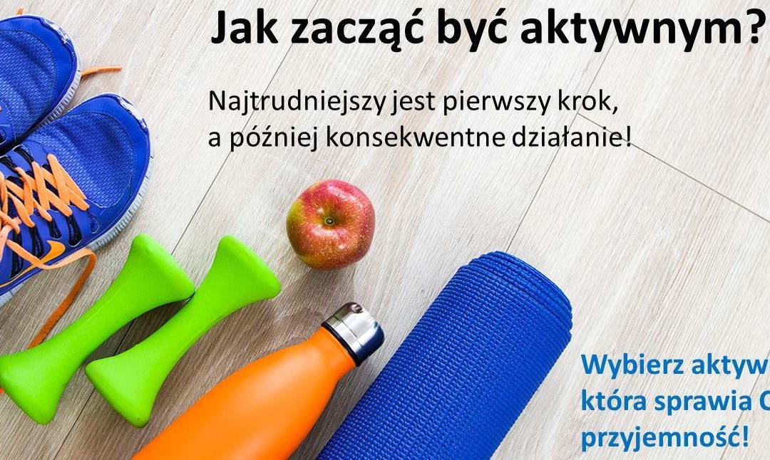 Jak polubić aktywność fizyczną?