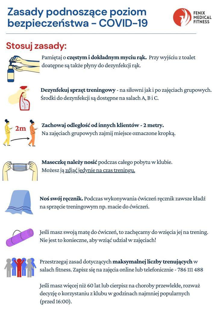 Zasady bezpieczeństwa