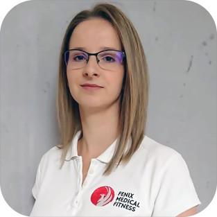 Manager Klubu. Anna Boniecka.